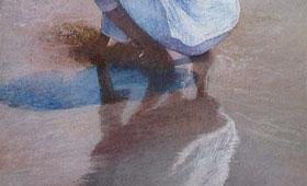 <b>Girl on the beach</b>
