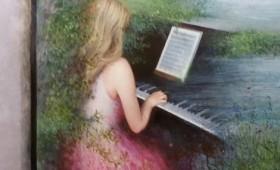 <b>Music and water</b>